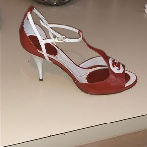 Gorgeous Chanel summer shoe